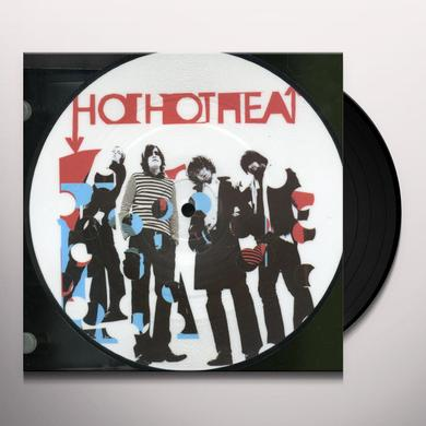 Hot Hot Heat MIDDLE OF NOWHERE Vinyl Record - UK Import