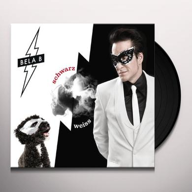 Bela B. SCHWARZ/WEISS Vinyl Record