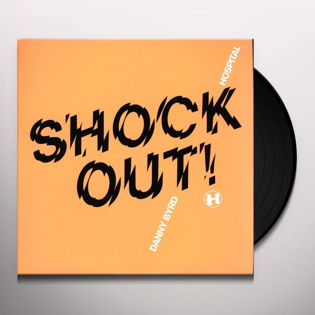 Danny Byrd SHOCK OUT/LABYRINTH (FRA) (Vinyl)