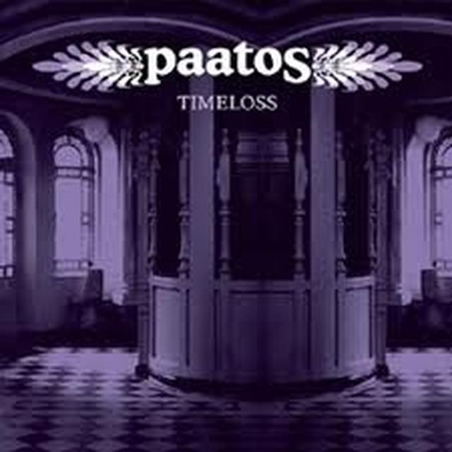 Paatos TIMELOSS Vinyl Record - Holland Import