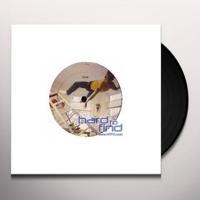 C-Mon & Kypski STATIC TRAVELLER Vinyl Record