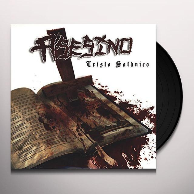 Asesino CRISTO SATANICO Vinyl Record - Holland Import