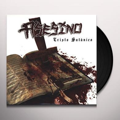Asesino CRISTO SATANICO Vinyl Record