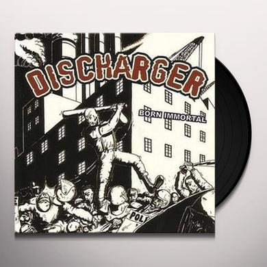 Discharger BORN IMMORTAL Vinyl Record