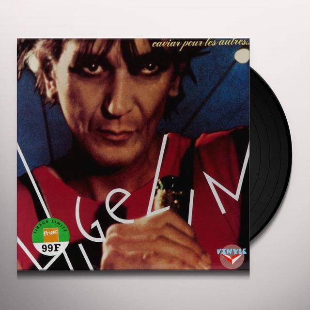 Jacques Higelin CAVIAR POUR LES AUTRES (FRA) Vinyl Record