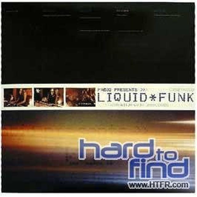 LIQUID FUNK Vinyl Record