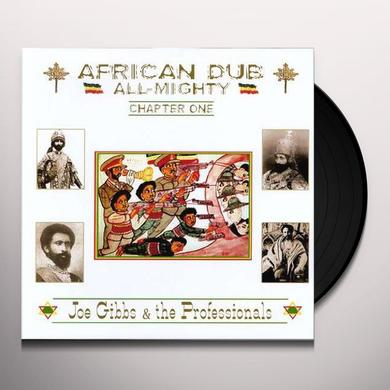 African Dub All-Mighty CHAPTER 1 (FRA) Vinyl Record