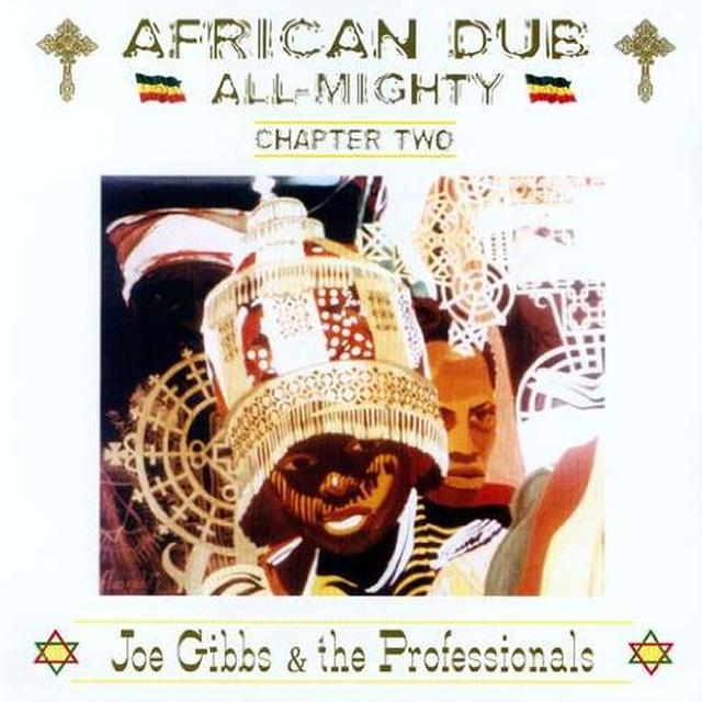 African Dub All-Mighty CHAPTER 2 Vinyl Record