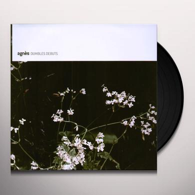 Agnes DUMBLES DEBUT (FRA) Vinyl Record