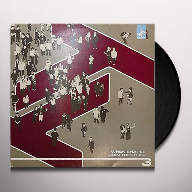 Compilation Trip Hop VOL. 3-WHEN SHAPES JOIN TOGETHER Vinyl Record