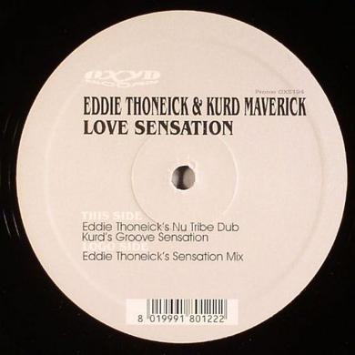 Thoneick/Maverick LOVE SENSATION Vinyl Record