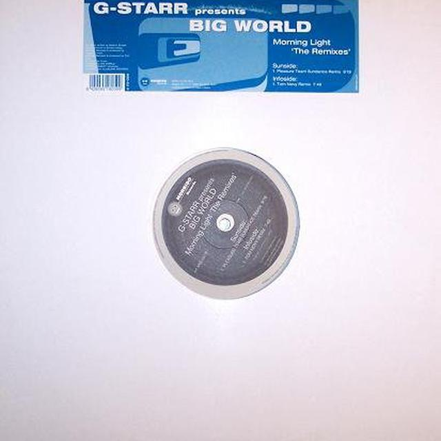 Swen G MORNING LIGHT Vinyl Record