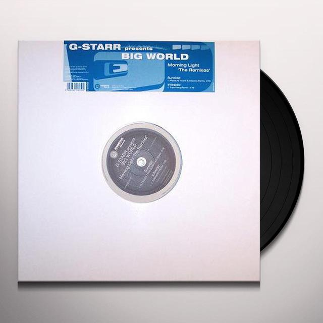 Swen G MORNING LIGHT Vinyl Record