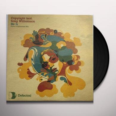 Copyright HE IS Vinyl Record