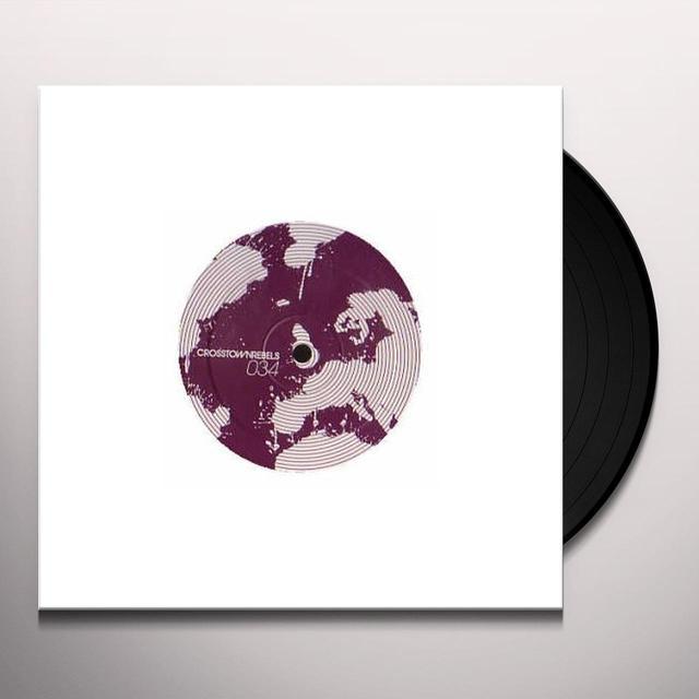 Luke Solomon GHOSTS (FRA) Vinyl Record