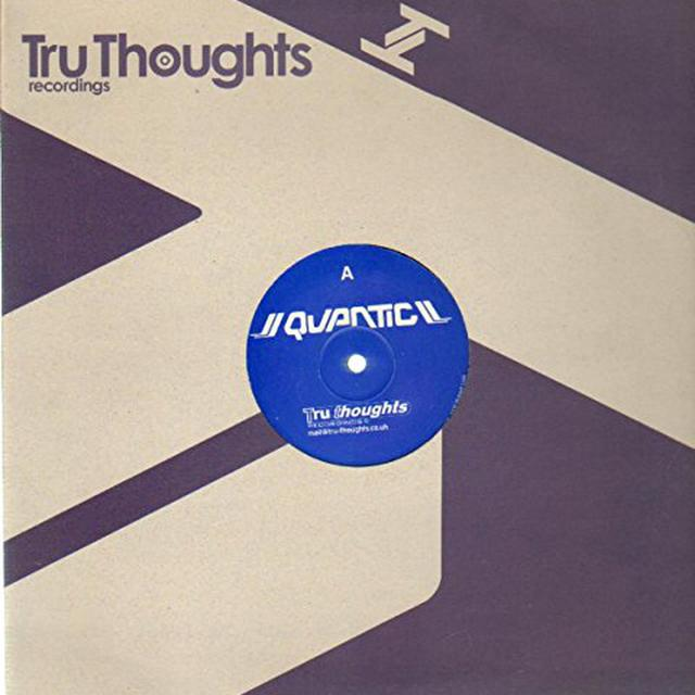 Quantic THROUGH THESE EYES Vinyl Record