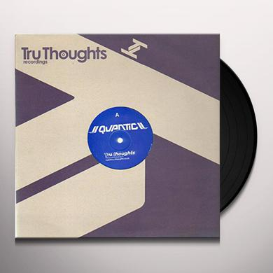 Quantic THROUGH THESE EYES Vinyl Record