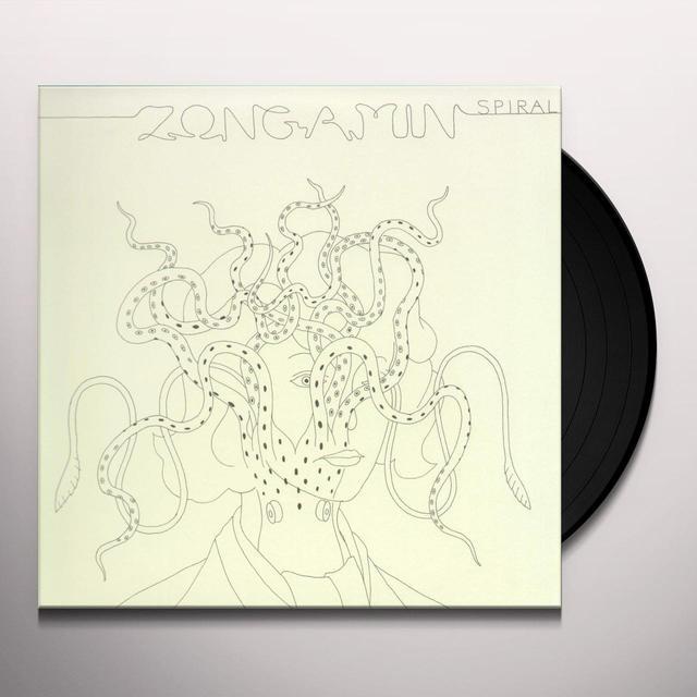 Zongamin SPIRAL (FRA) Vinyl Record