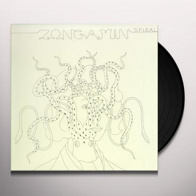 Zongamin SPIRAL Vinyl Record