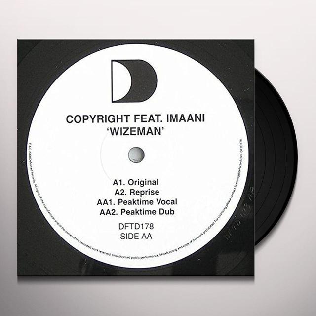 Copyright WISE MAN Vinyl Record