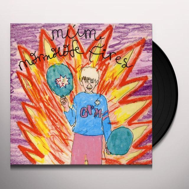 Mum MARMALADE FIRES Vinyl Record - UK Import
