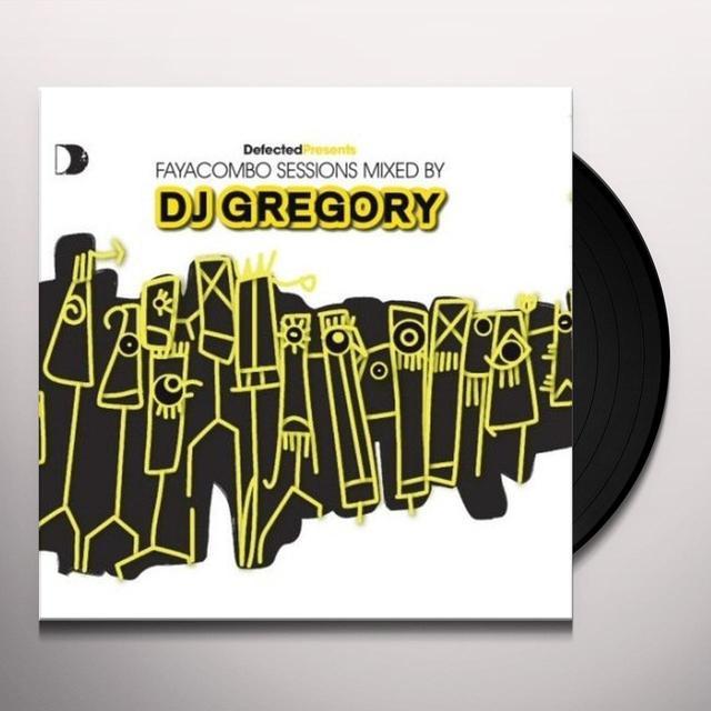 Defected Presents Dj Gregory / Var (Uk) DEFECTED PRESENTS DJ GREGORY / VAR Vinyl Record - UK Import