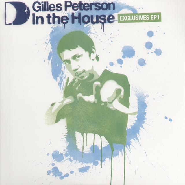 GILLES PETERSON IN THE HOUSE PT. 2 (UK) (Vinyl)