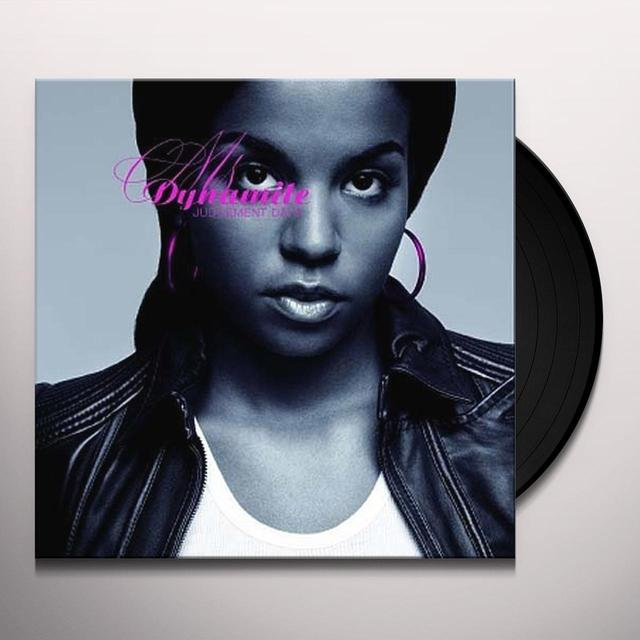 Ms. Dynamite JUDGEMENT DAYS Vinyl Record - UK Release
