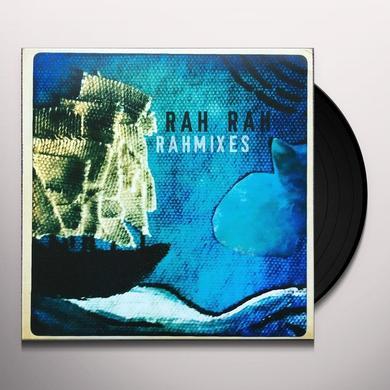 Rah Rah RAHMIXES Vinyl Record - Canada Import