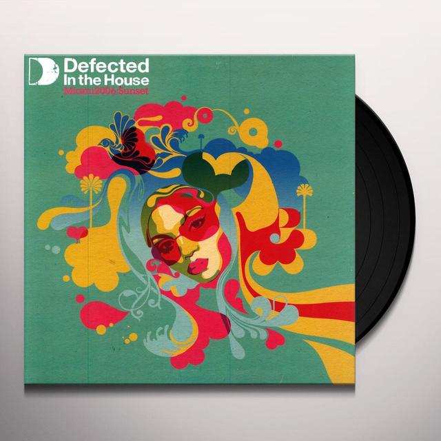 Defected In House: Miami 6 Lp1 / Var (Uk) DEFECTED IN HOUSE: MIAMI 6 LP1 / VAR Vinyl Record - UK Release
