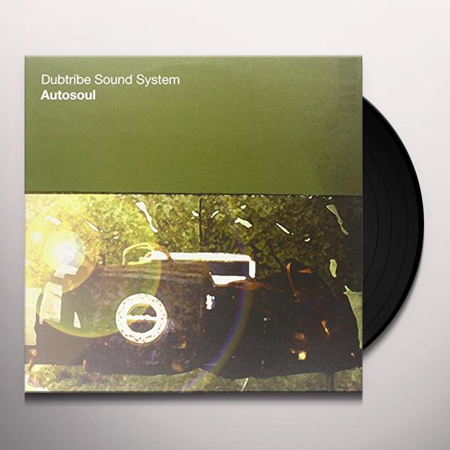 Dubtribe Sound System AUTOSOUL Vinyl Record - UK Release