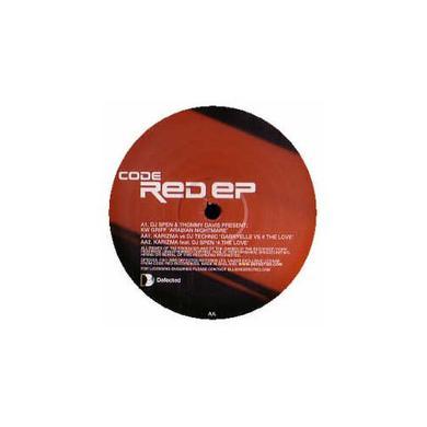 CODE RED Vinyl Record