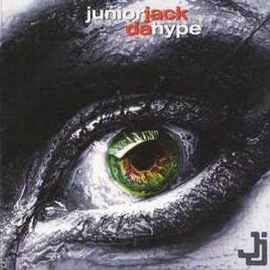 Junior Jack DA HYPE Vinyl Record