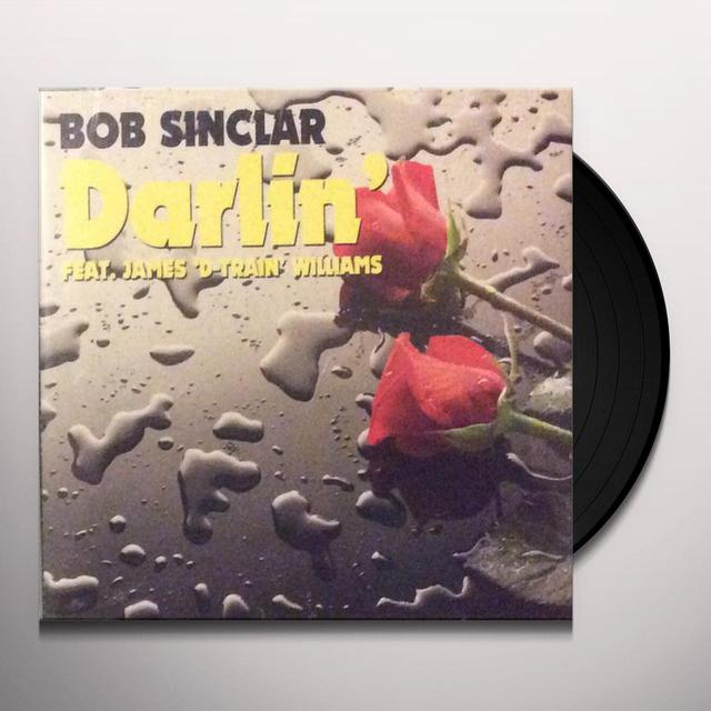 Bob Sinclar DARLIN Vinyl Record - UK Release