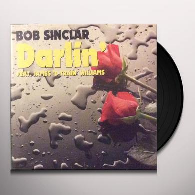 Bob Sinclar DARLIN Vinyl Record - UK Release