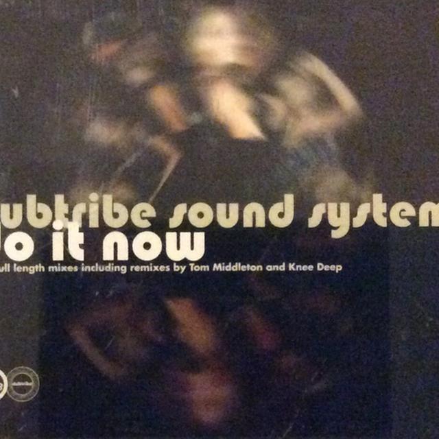Dubtribe Sound System DO IT NOW Vinyl Record - UK Release