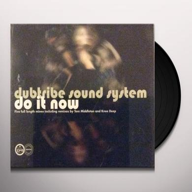Dubtribe Sound System DO IT NOW Vinyl Record - UK Import