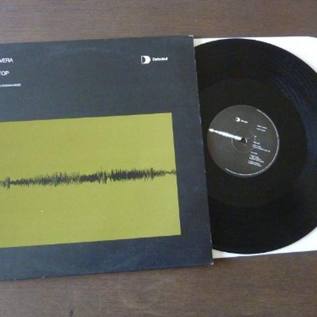 Sandy Rivera I CANT STOP Vinyl Record - UK Import