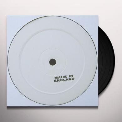 J Majik LOVE IS NOT A GAME Vinyl Record