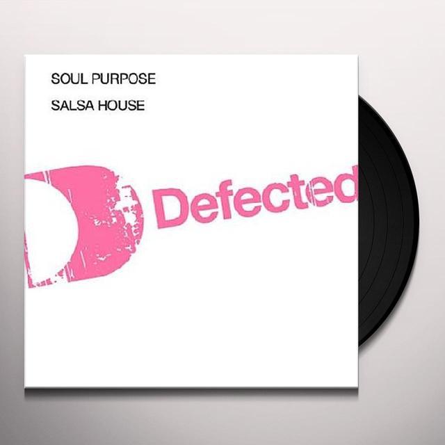 Soul Purpose SALSA HOUSE (UK) (Vinyl)