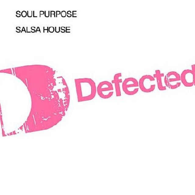 Soul Purpose SALSA HOUSE (UK) (Vinyl)