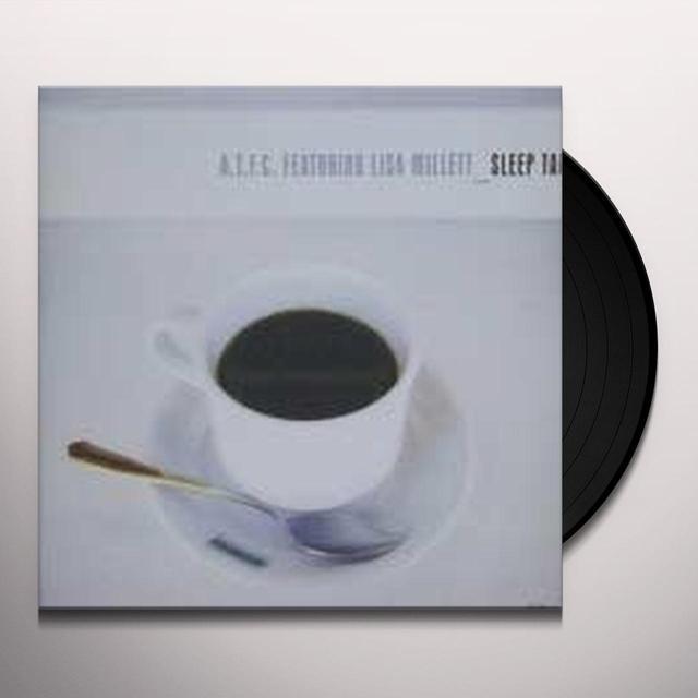 Atfc SLEEP TALK Vinyl Record - UK Release