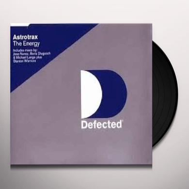 Astrotrax ENERGY Vinyl Record - UK Import