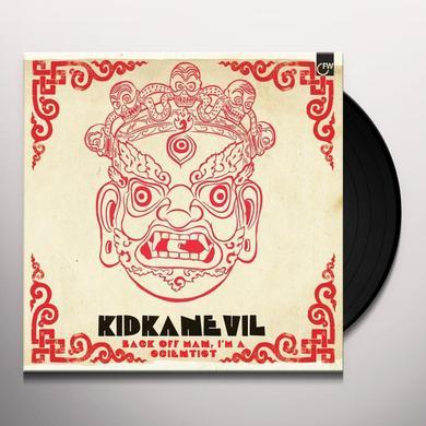 Kidkanevil BACK OFF MAN I'M A SCIENTIST Vinyl Record - Australia Import