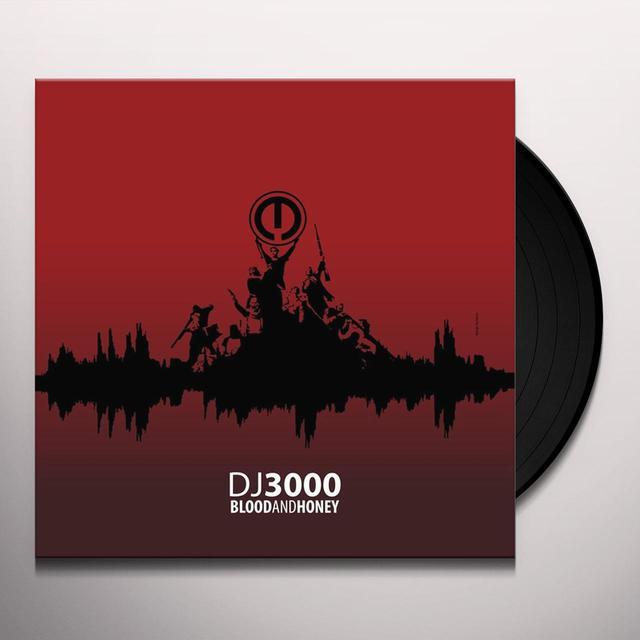 Dj 3000 BLOOD & HONEY Vinyl Record