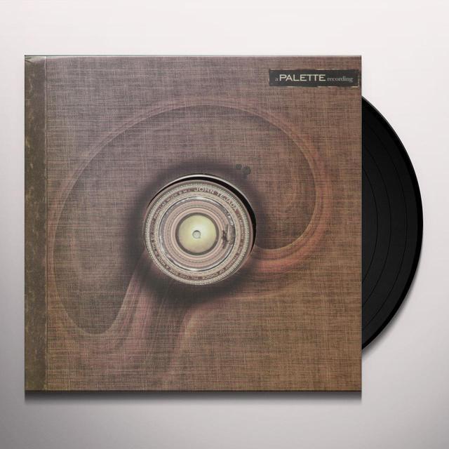 John Tejada LABYRINTH (FRA) Vinyl Record