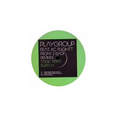 Playgroup FRONT TO BACK PT. 2 Vinyl Record