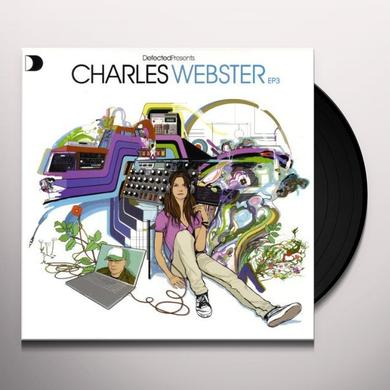 VOL. 3-DEFECTED PRESENTS CHARLES WEBSTER Vinyl Record