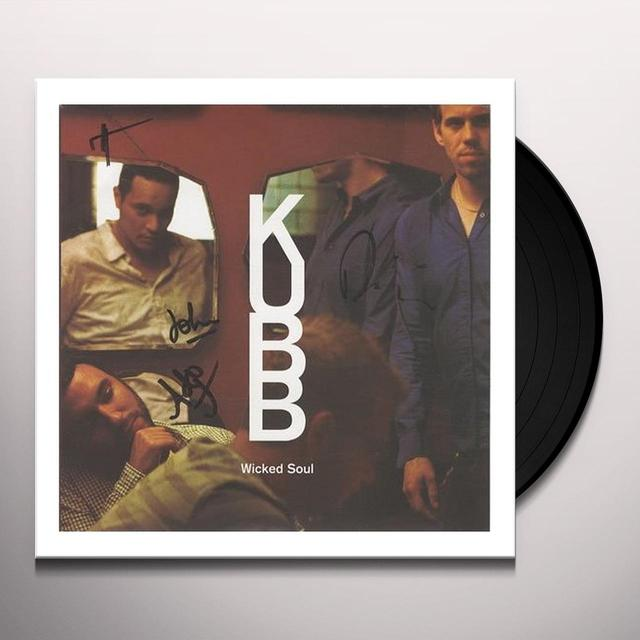 Kubb WICKED SOUL Vinyl Record - UK Import