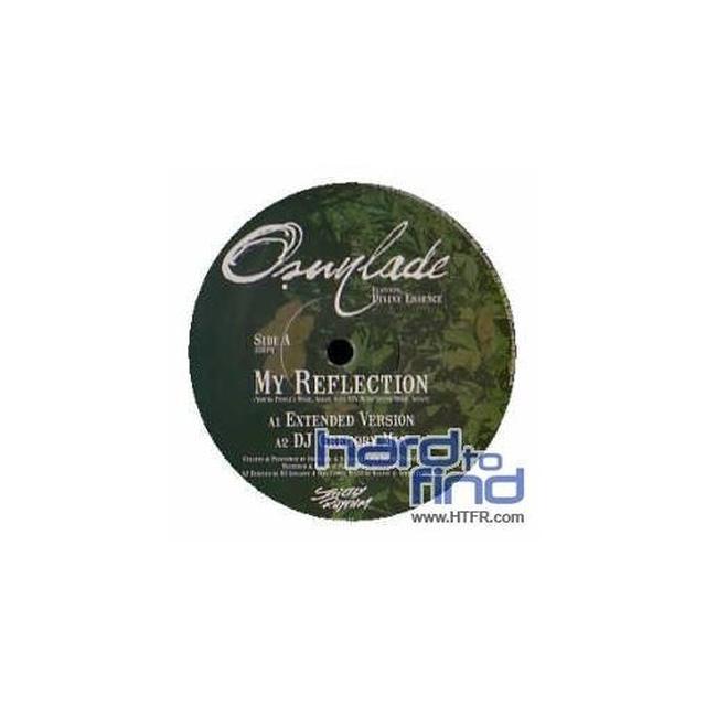 Osunlade MY REFLECTION Vinyl Record - UK Import